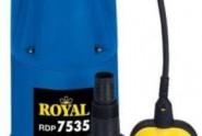 Pompa submersibila Einhell RDP 7535