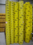 Tuburi pentru stalpi rotunzi
