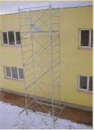 Schela mobila pentru exterior