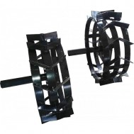Roti metalice 40 cm pentru motocultor