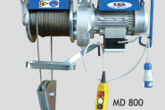 Scripete electric MD 800