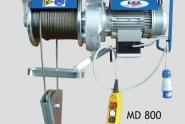 Scripete electric TD 950/E-25